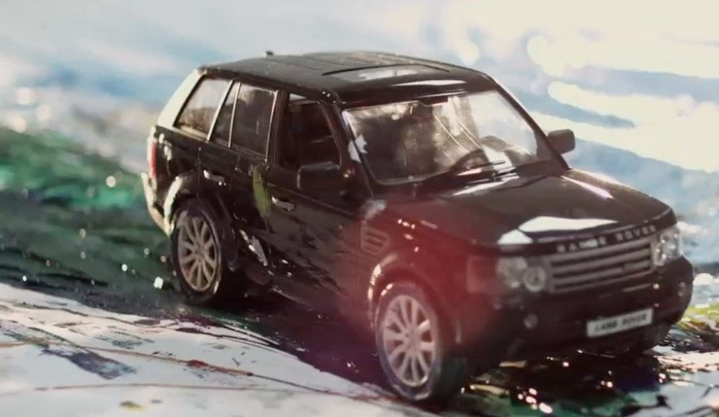 Digital Content – Land Rover